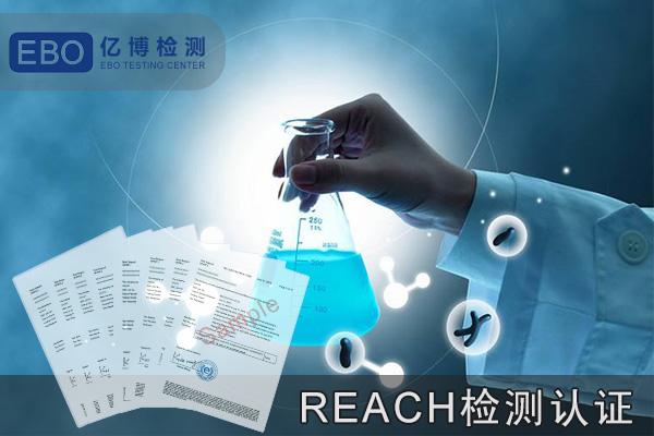 REACH检测目的